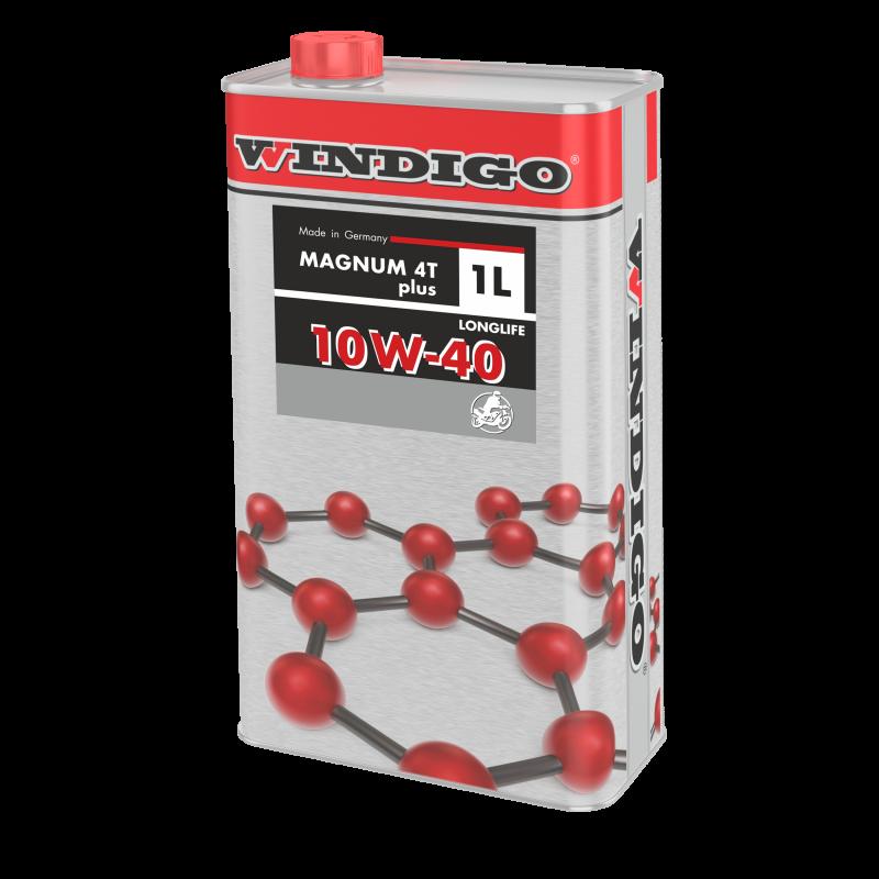 Motorcycle oil - WINDIGO Magnum 4T SAE 20W-50
